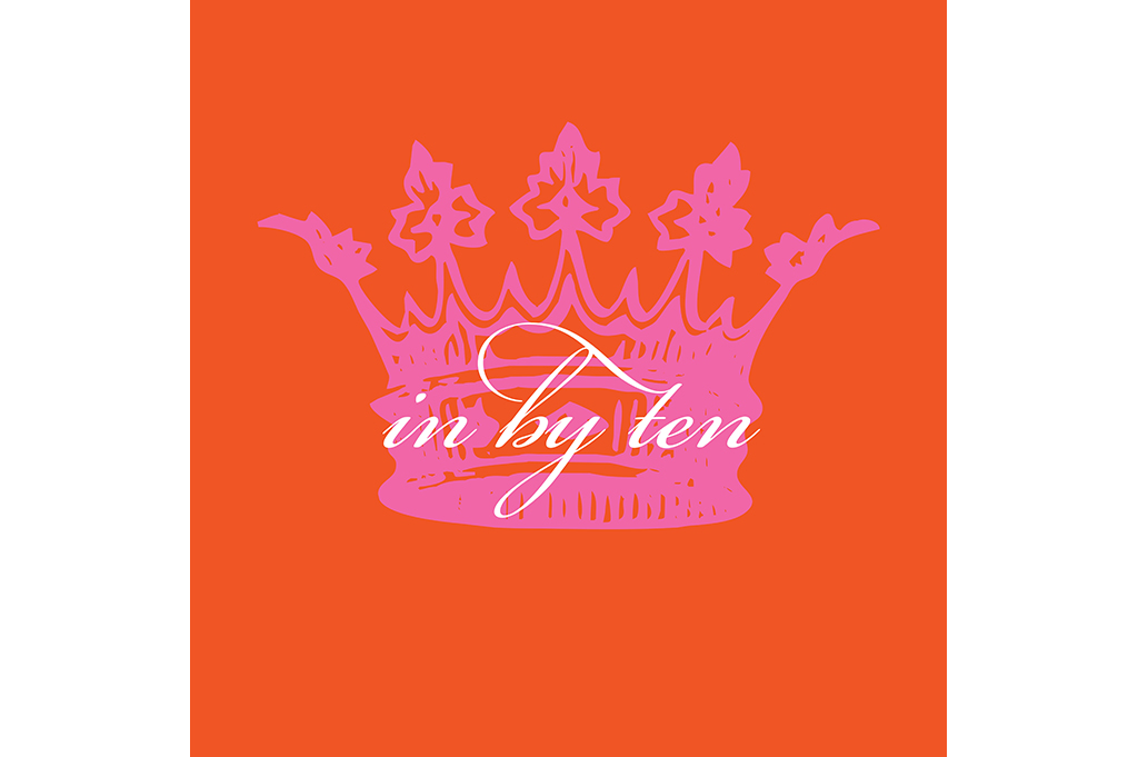 In By Ten Logo